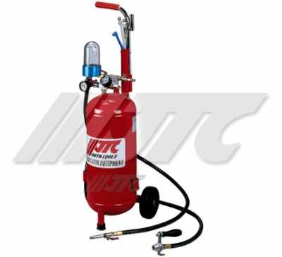 JTC-1032 VACUUM OIL EXTRACTING MACHINE & BRAKE BLEEDER