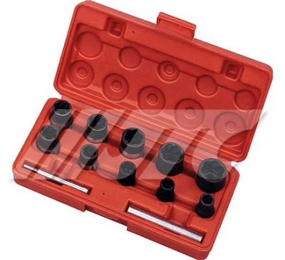 JTC-1321 12PCS TWIST SOCKET SET