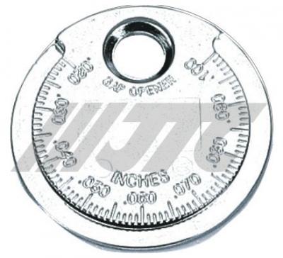 JTC-1507 COIN TYPE SPARK PLUG GAUGE