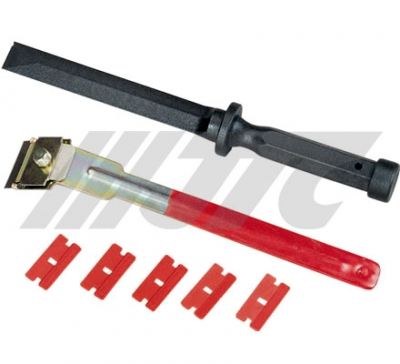 JTC-2526 3PCS WINDOW SCRAPPERS