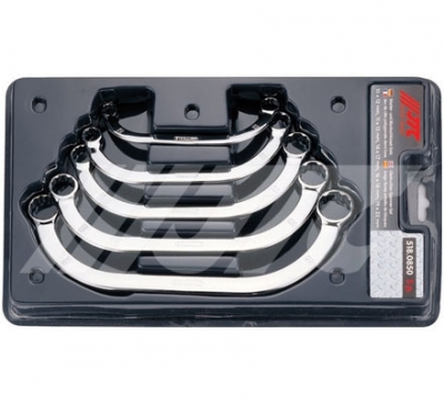 JTC-EV1012S HALF MOON OFFSET BOX WRENCH SET