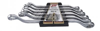 JTC-PE1012S 45° OFFSET BOX WRENCH SET (EUROPE TYPE)