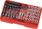 JTC-4053 33PCS GLOW PLUG THREAD REPAIR SET