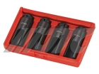 JTC-4865 4PCS DIESEL INJECTOR NOZZLE SOCKET SET
