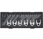 JTC-K6161 16PCS DELUXE CROWS-FOOT WRENCH SET
