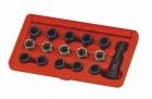 JTC-4314 SPARK PLUG THREAD REPAIR TOOL SET (SLEEVE TYPE) - M12 x 1.25