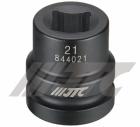 """JTC-844019 1""""DR. SQUARE IMPACT SOCKET 19mm (4PT)"""