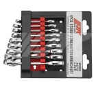 JTC-AD09S 9PCS STUBBY COMBINATION WRENCH SET