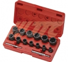 JTC-1321S 15PCS TWIST SOCKET SET